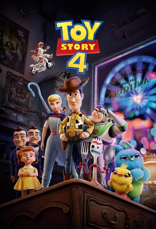 Poster. Toy Story 4 (2019)