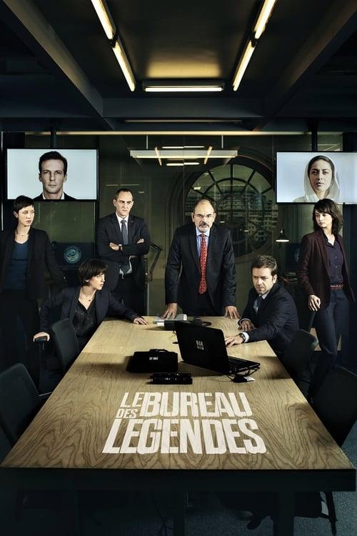 Le Bureau des légendes: Saison 3