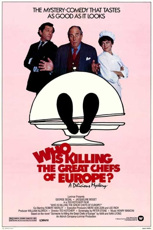 Qualcuno sta uccidendo i più grandi cuochi d'Europa (1978)