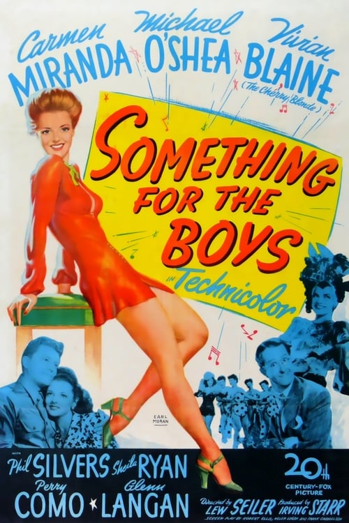 Mira La Película Something for the Boys En Buena Calidad Hd 1080p