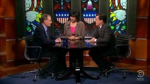 The Colbert Report: Season 7 – Episod Christiane Amanpour, David Albright