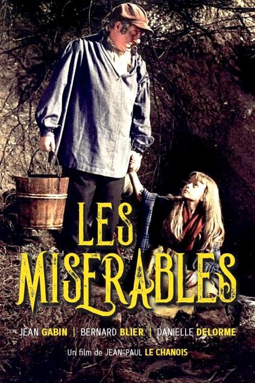 Les Misérables (1958) - Posters — The Movie Database (TMDb)