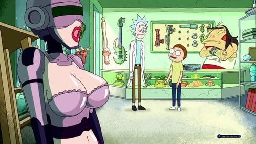 Assistir Rick and Morty S01E07 – 1×07 – Dublado
