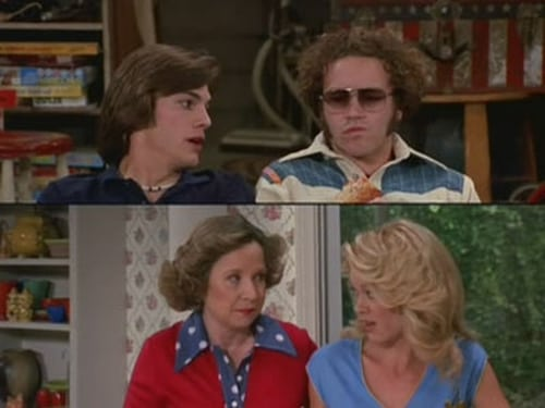 That '70s Show: Season 2 – Episod Red Fired Up