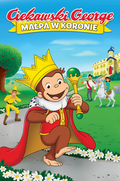 Filme Curious George: Royal Monkey Completo