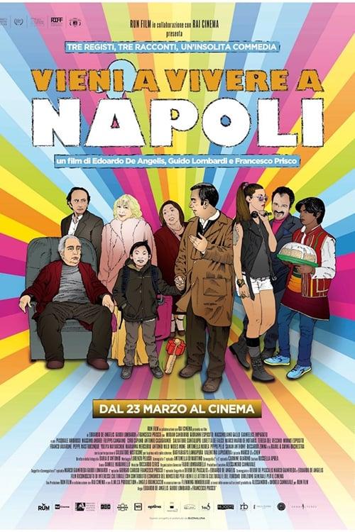 Ver pelicula Vieni a vivere a Napoli! Online