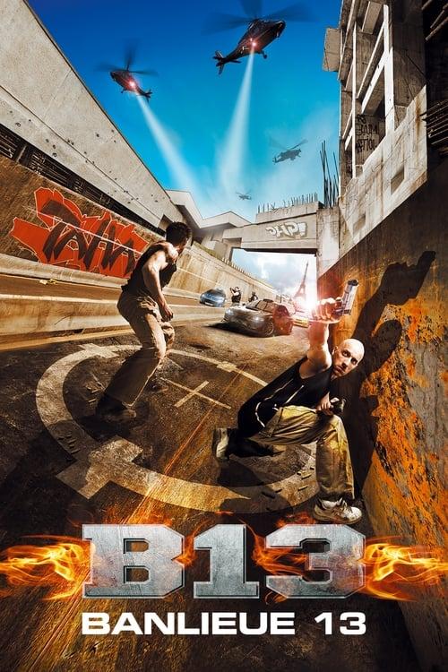 Regarder Banlieue 13 (2004) streaming Netflix FR