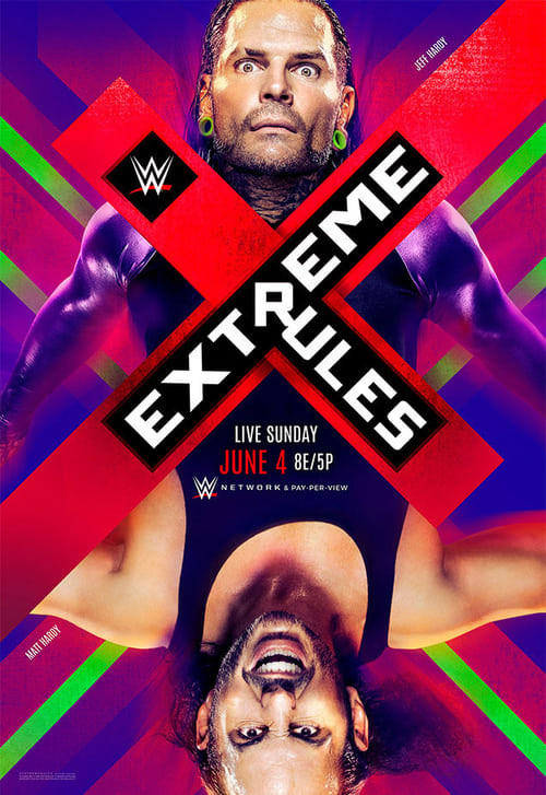 WWE Extreme Rules 2017 (2017)