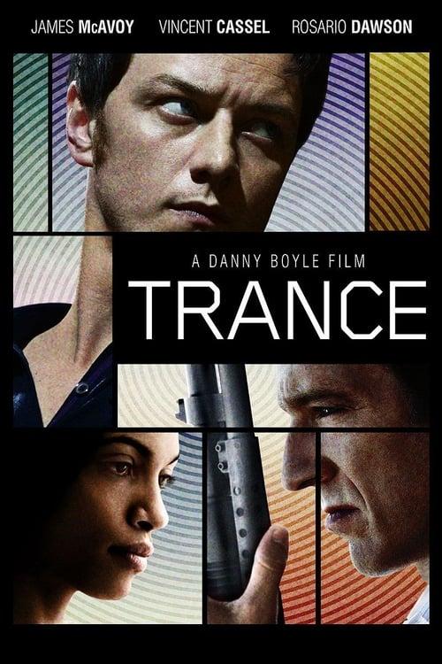 Trance Affiche de film