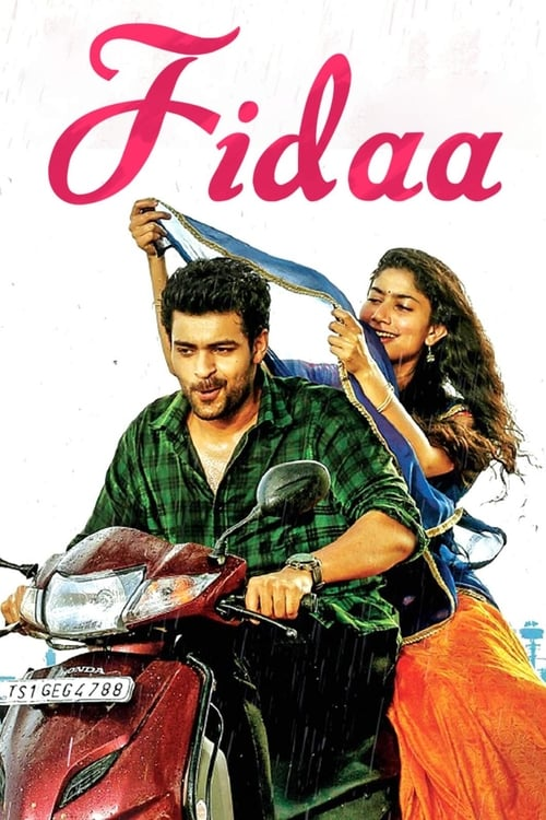 Fidaa (2017) Poster