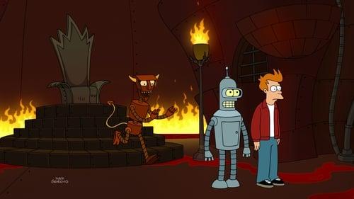 Futurama - Season 7 - Episode 20: Calculon 2.0
