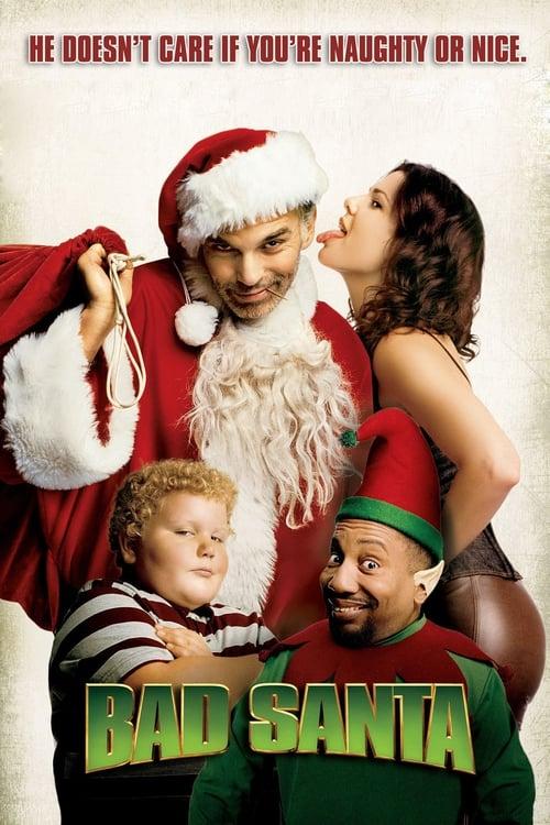 Download Bad Santa (2003) Movie Free Online