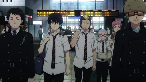 Watch Blue Exorcist S2E02 Online