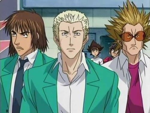 Watch Eyeshield 21 S1E18 Online