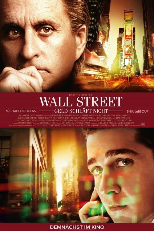 Wall Street Geld Schläft Nicht