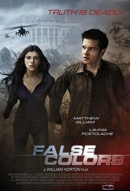 False Colors Poster