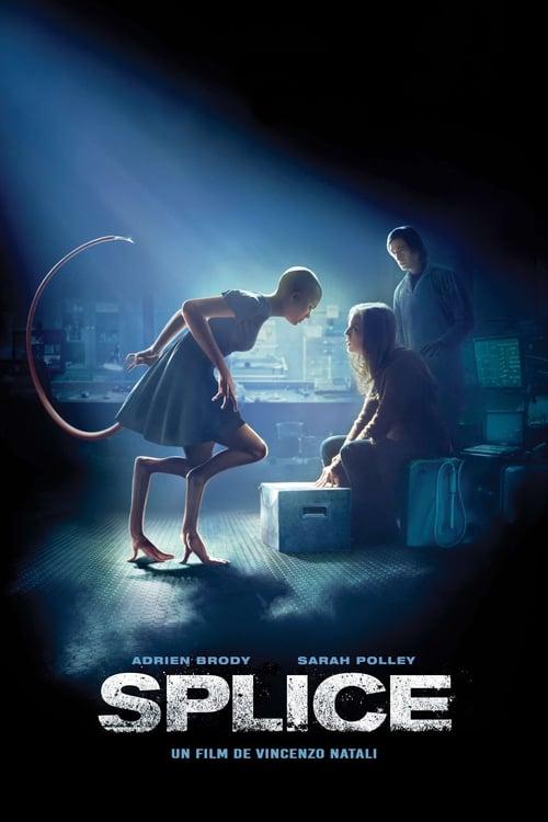 Download Splice (2009) Movie Free Online