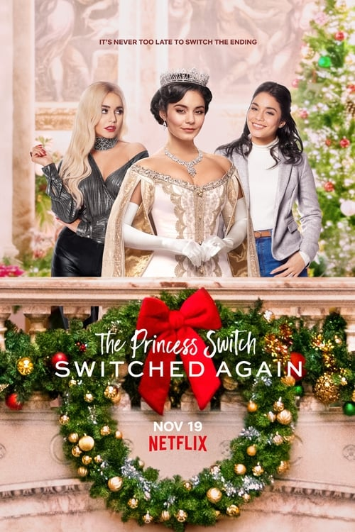 The Princess Switch: Switched Again English Full Episode Online