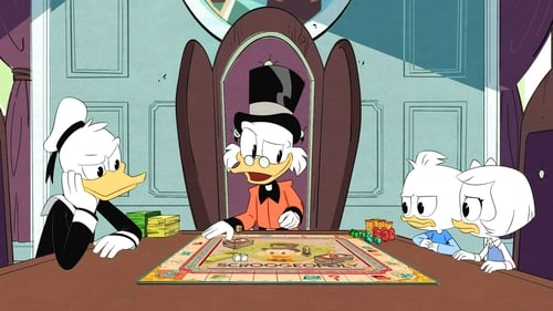DuckTales: Season 2 – Episode The Most Dangerous Game...Night!