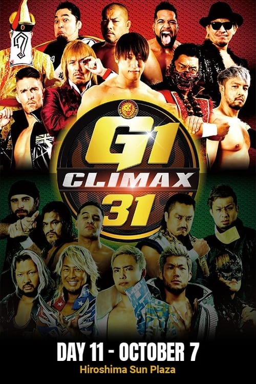 NJPW G1 Climax 31: Day 11 English Full Episode Online