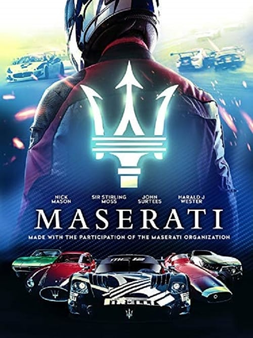Maserati: A Hundred Years Against All Odds poster