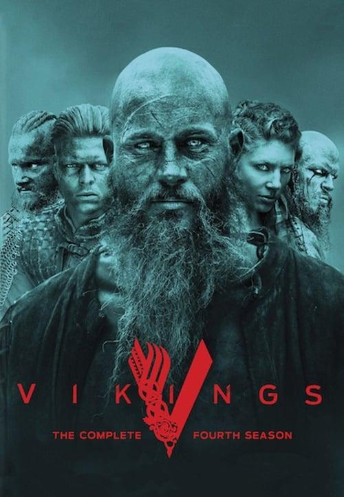 Watch Vikings Season 4 in English Online Free