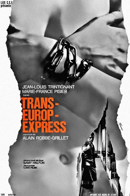 Stáhnout Film Trans-Europ-Express V Češtině