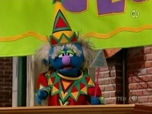 Sesame Street: Season 38 – Episod Triangle Lover of the Day