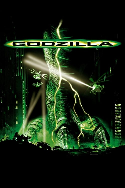 [720p] Godzilla (1998) streaming fr