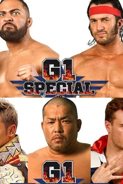 NJPW G1 Special in USA 2017 - Night 1