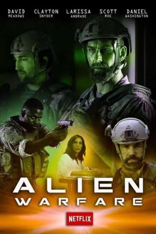 Assistir Guerra Contra Aliens