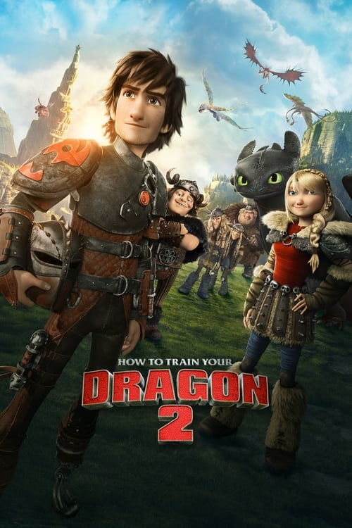 Watch How to Train Your Dragon 2 (2014) Full Movie