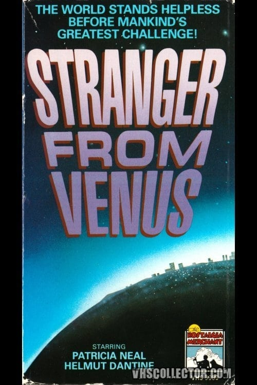 Ver pelicula Stranger from Venus Online