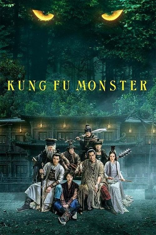 Nonton anime Kung Fu Monster (2018)