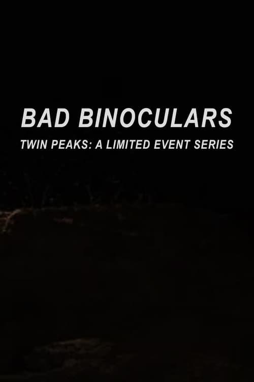 Bad Binoculars (2017)