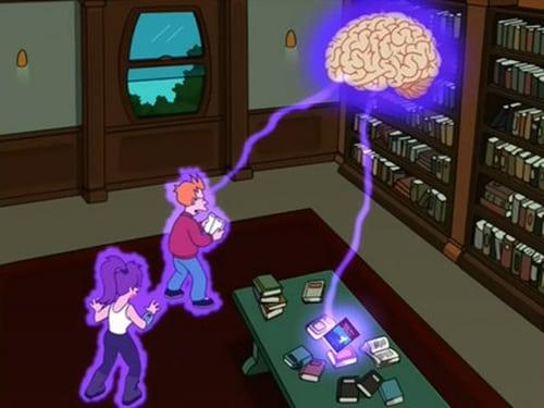 Futurama - Season 3 - Episode 7: The Day the Earth Stood Stupid