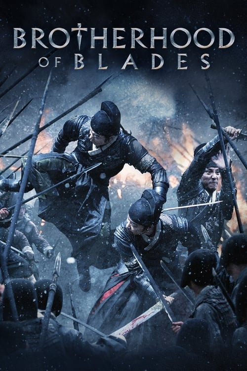 Nonton Drama Korea Brotherhood of Blades (2014)