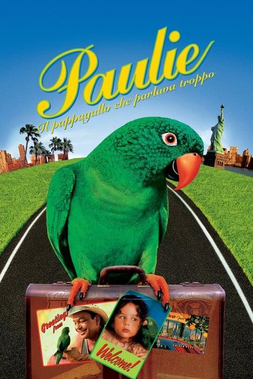 Paulie - Il pappagallo che parlava troppo (1998)