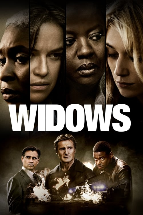 Download Widows (2018) Movie Free Online