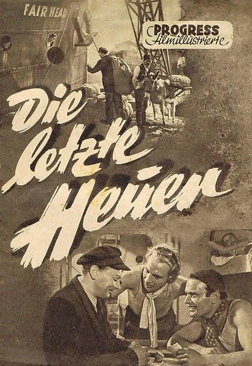 Die letzte Heuer Film Plein Écran Doublé Gratuit en Ligne 4K HD