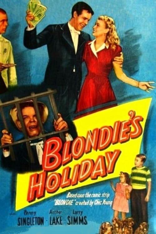 Película Blondie's Holiday En Buena Calidad Hd