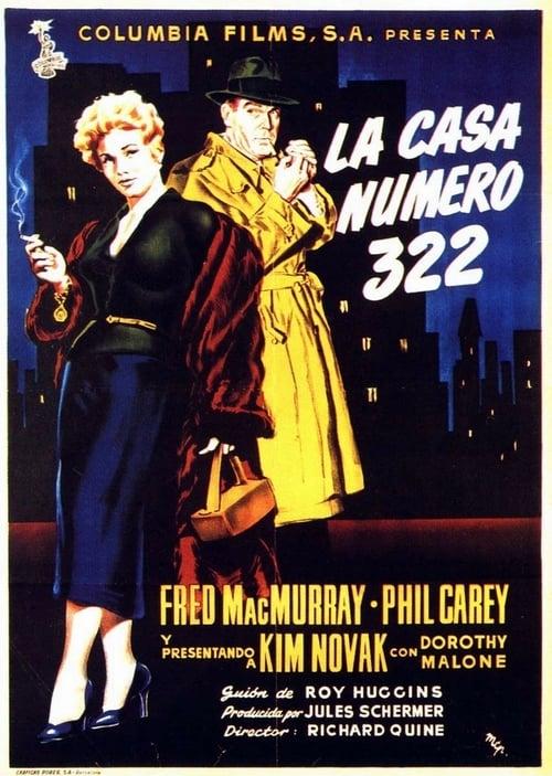Mira La Película La casa número 322 En Español