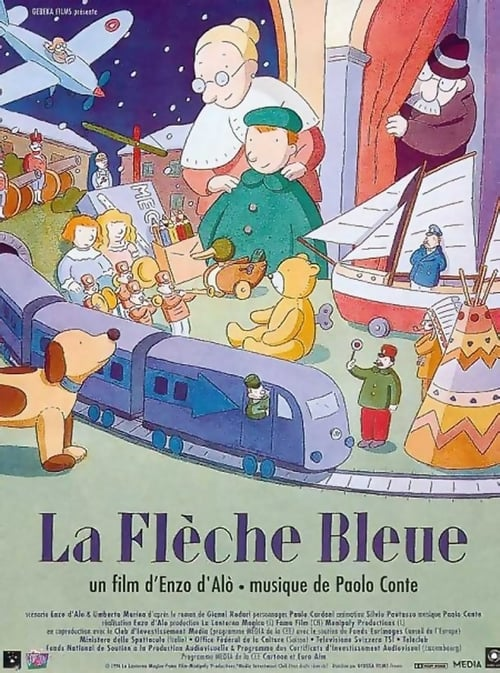 ➤ La Flèche Bleue (1996) streaming vf hd