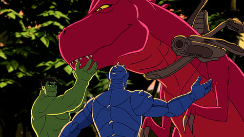 Marvel's Hulk and the Agents of S.M.A.S.H: Season 1 – Episod Savage Land