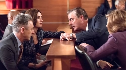 The Good Wife - Season 7 - Episode 21: Verdict