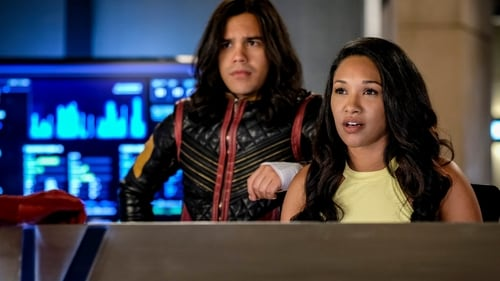 The Flash - Season 5 - Episode 3: The Death of Vibe