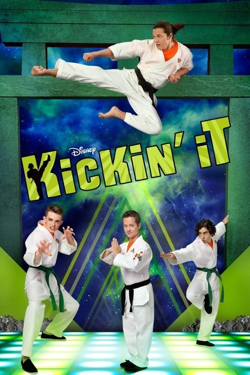 Kickin' It Poster