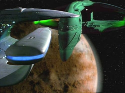 Star Trek: The Next Generation: Season 2 – Episode Contagion