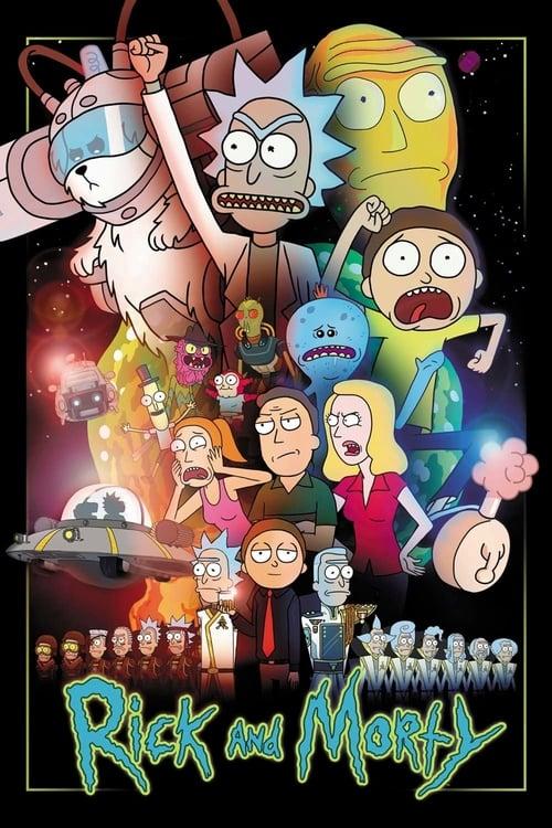 Rick and Morty - Season 3 - Episode 7: The Ricklantis Mixup