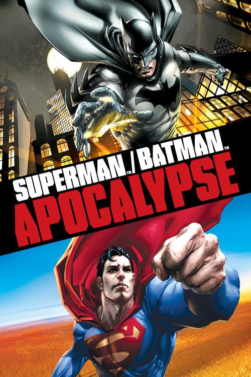 Largescale poster for Superman/Batman: Apocalypse
